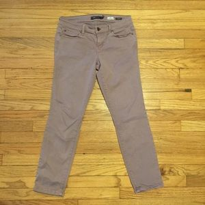 Anthropologie Level 99 skinny straight pants - 27P